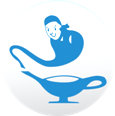 Casa Aladim Logo